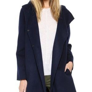 Vince. Hooded Coat